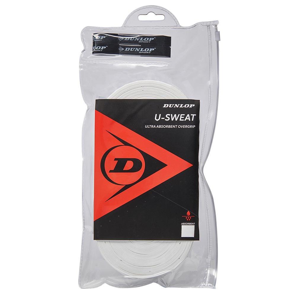Dunlop U-sweat 30 Units One Size White