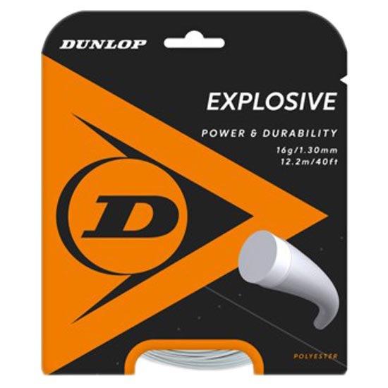 Dunlop Explosive 12 M 1.30 mm Silver