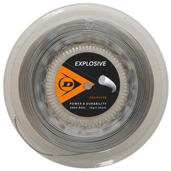 Dunlop Explosive 200 M 1.30 mm Silver