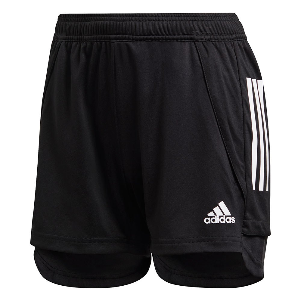 Adidas Short Condivo 20 Training XXL Black / White