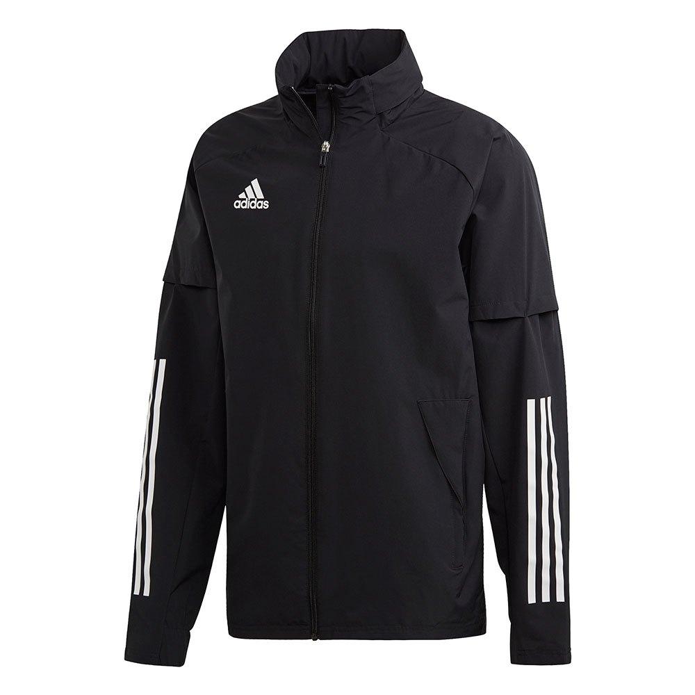 Adidas Veste Condivo 20 All Weather XL Black / White