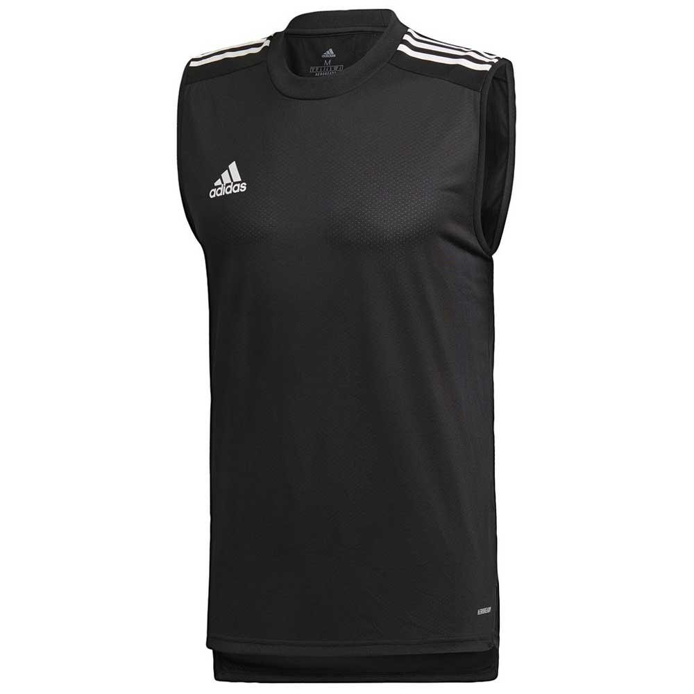 Adidas Condivo 20 Braces T-shirt S Black / White
