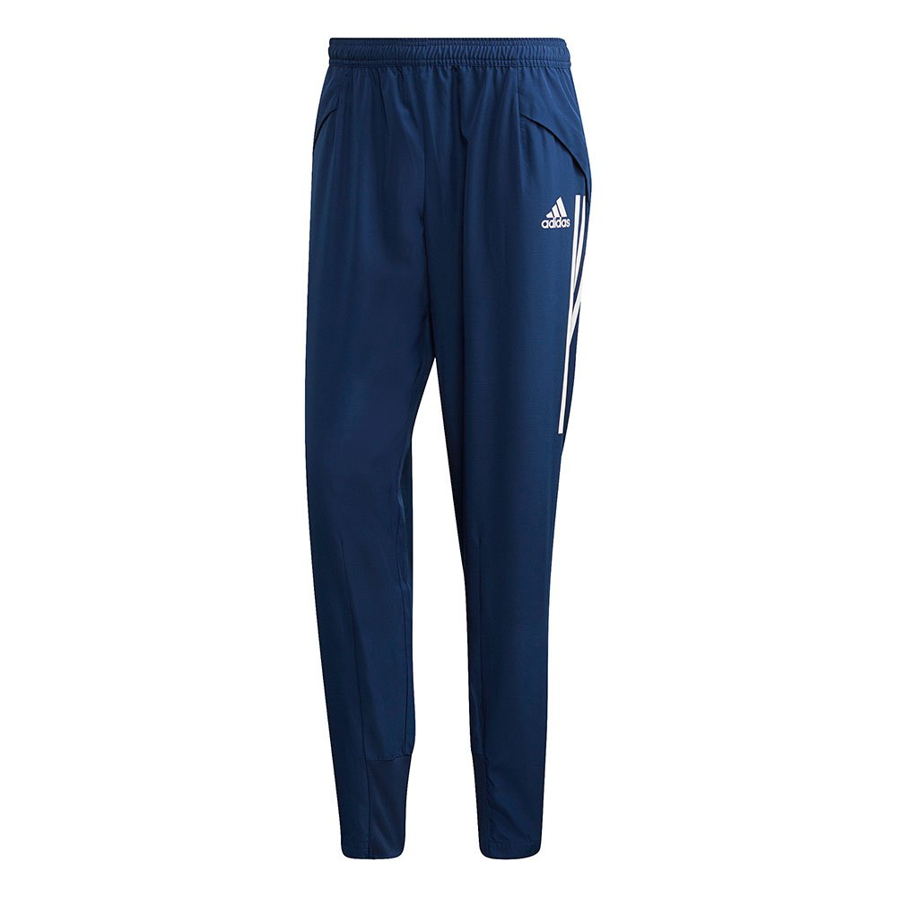 Adidas Pantalon Longue Condivo 20 Presentation XS Navy Blue / White