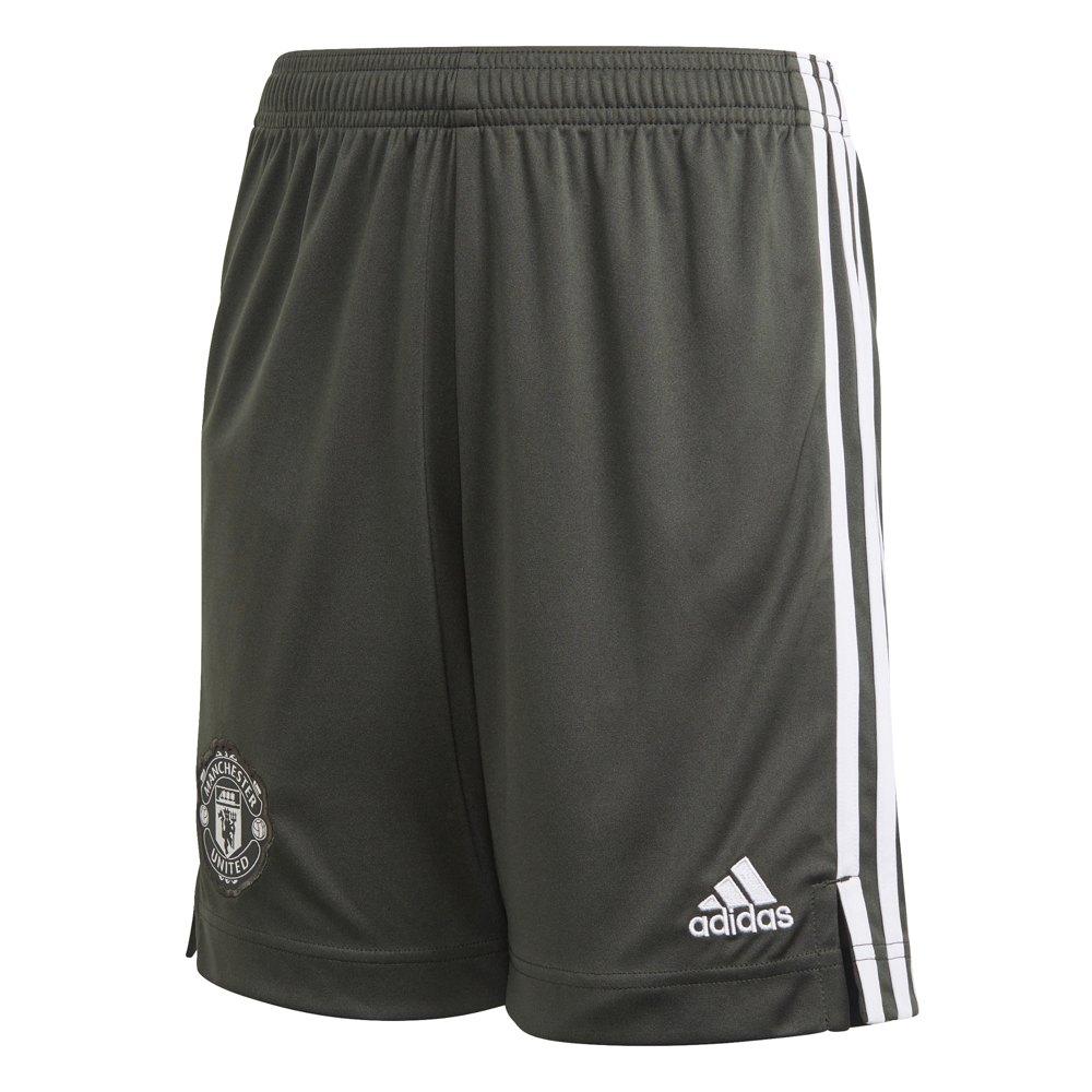 Adidas Manchester United Fc Away 20/21 Junior 140 cm Legend Earth