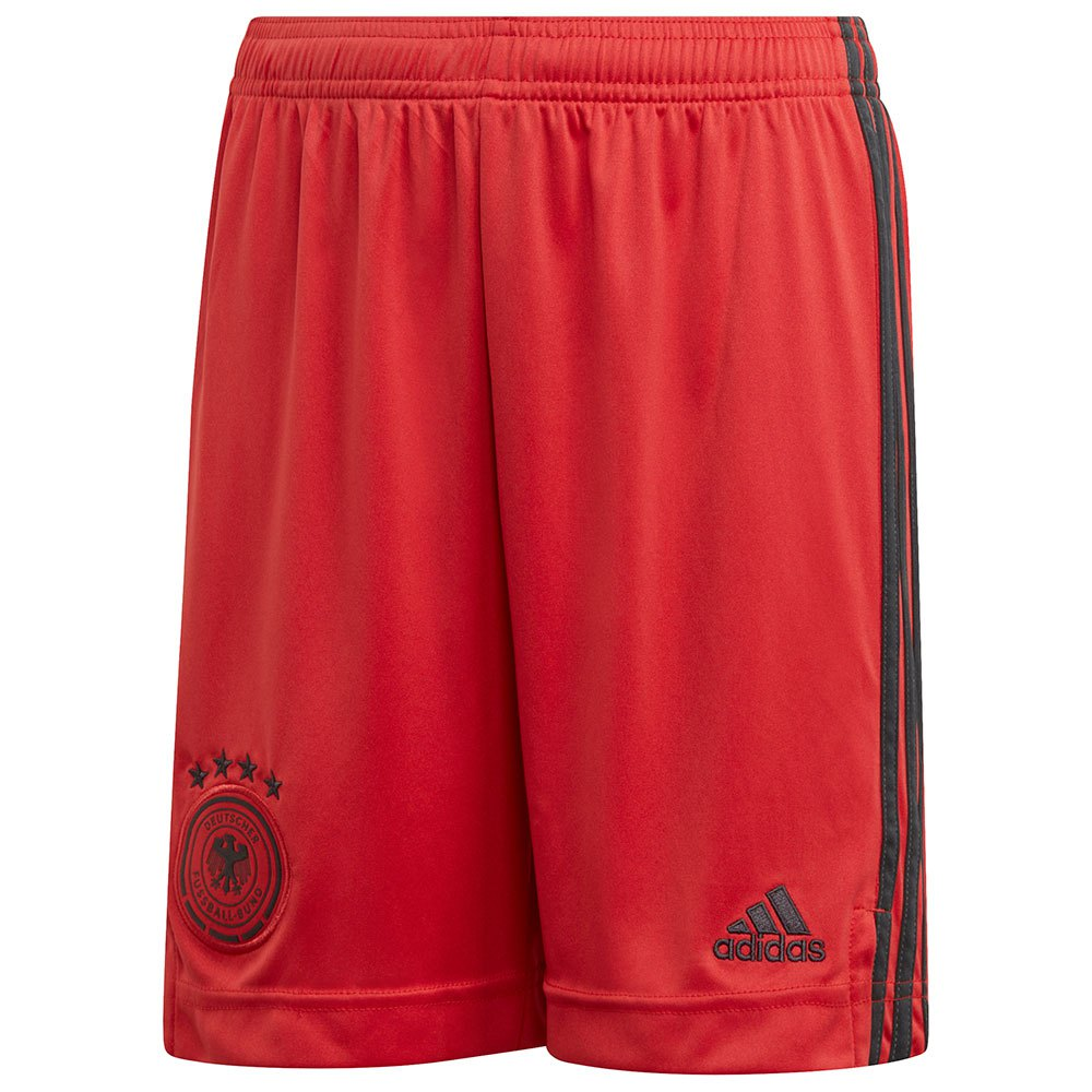 Adidas Le Short Allemagne Domicile Gardien 2020 Junior 164 cm Glory Red