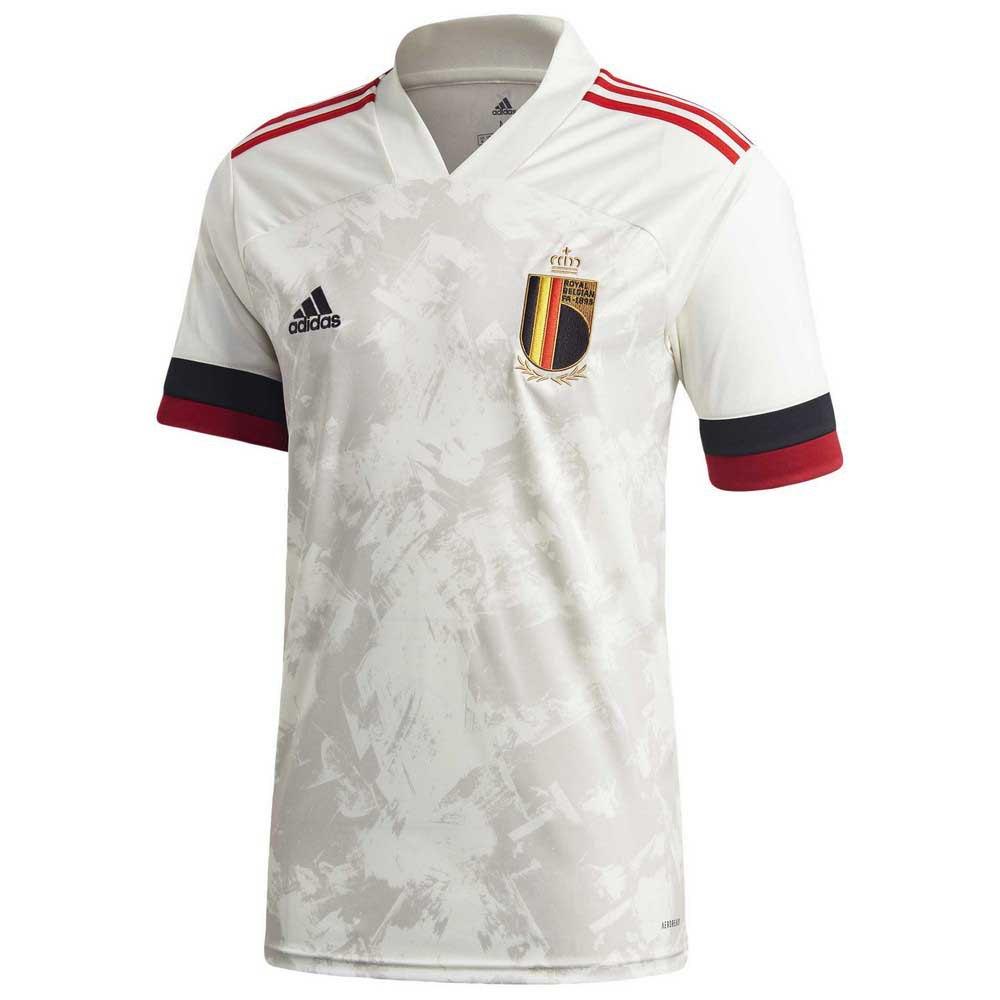Adidas Belgium Away 2020 S Off White