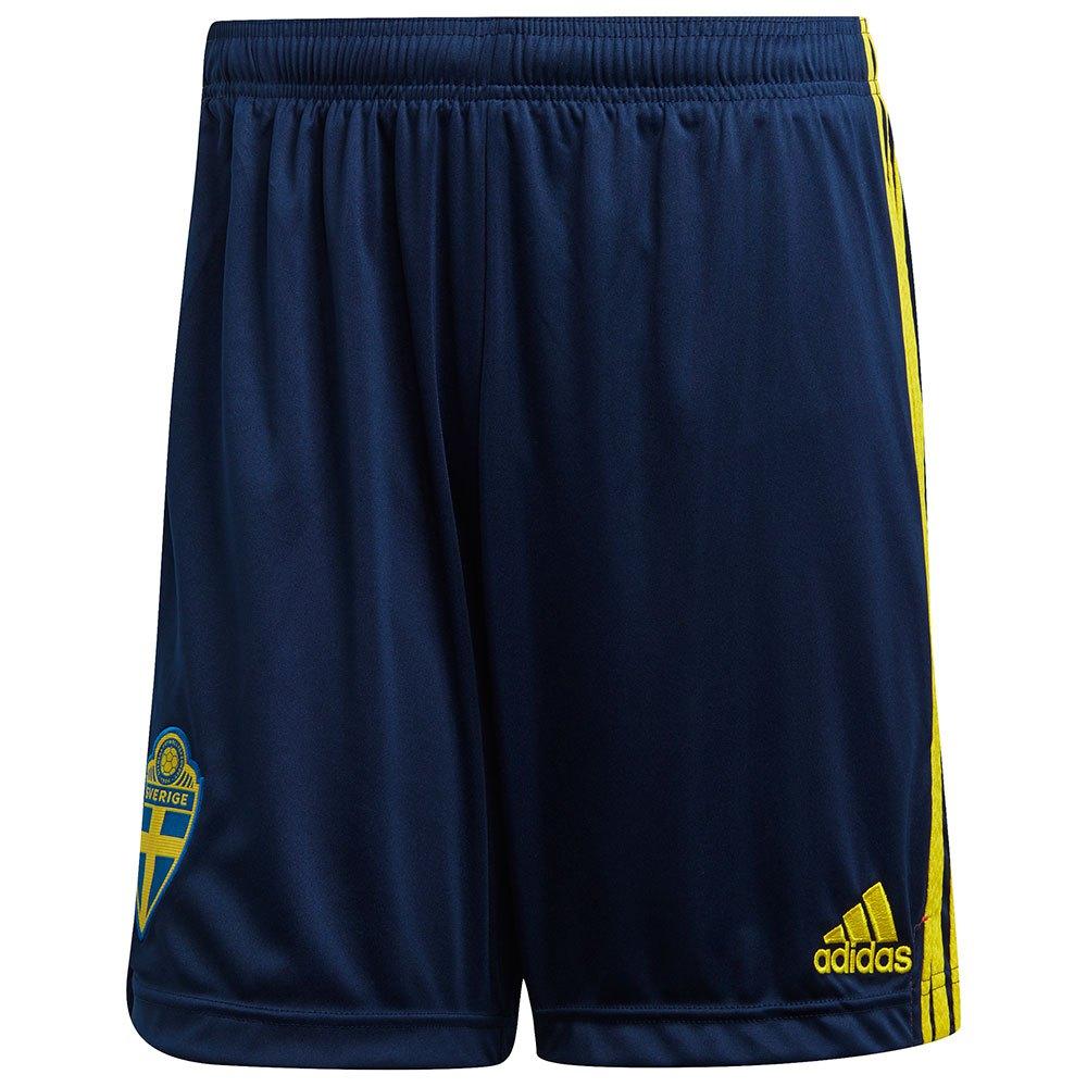 Adidas Le Short Suède Domicile 2020 S Night Indigo / Yellow