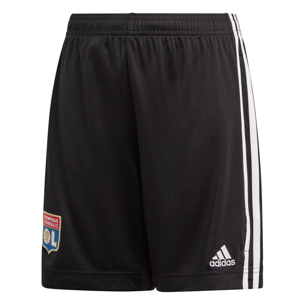 Adidas Olympique Lyon Away 20/21 Junior 176 cm Black