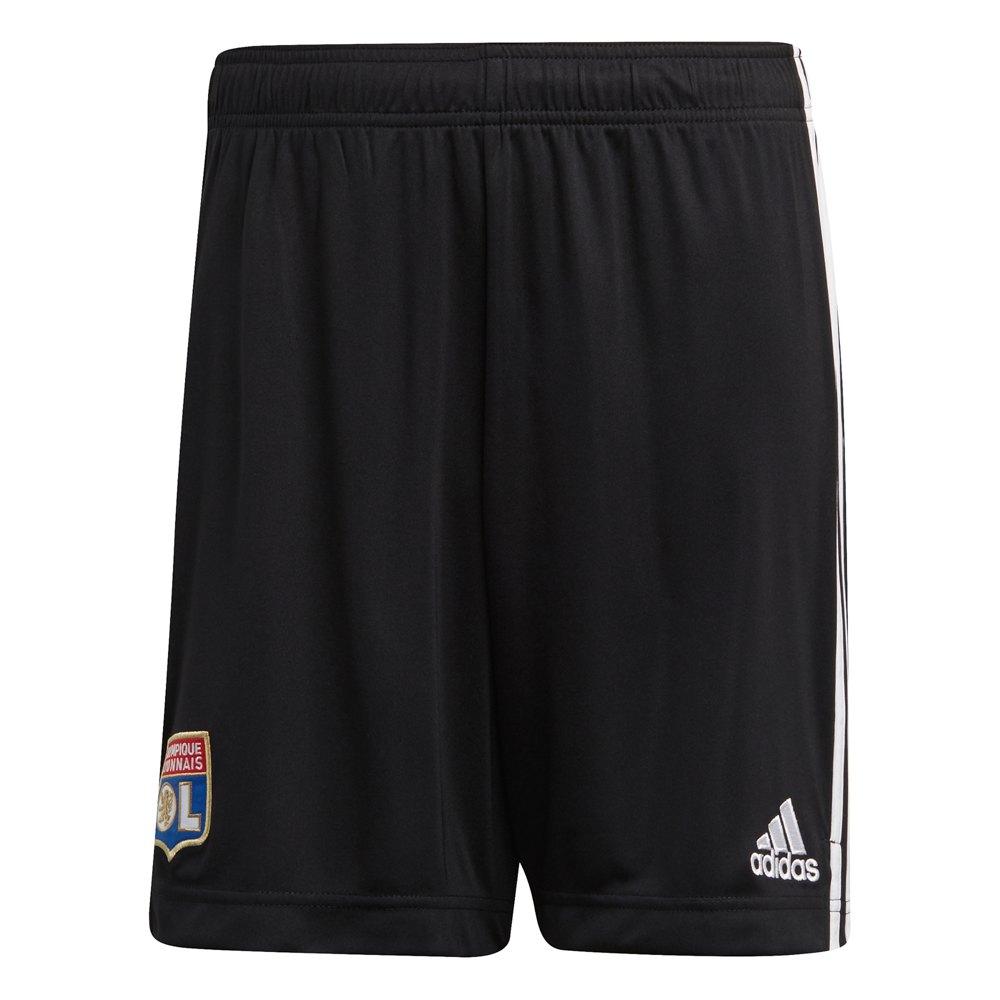 Adidas Olympique Lyon Away 20/21 M Black