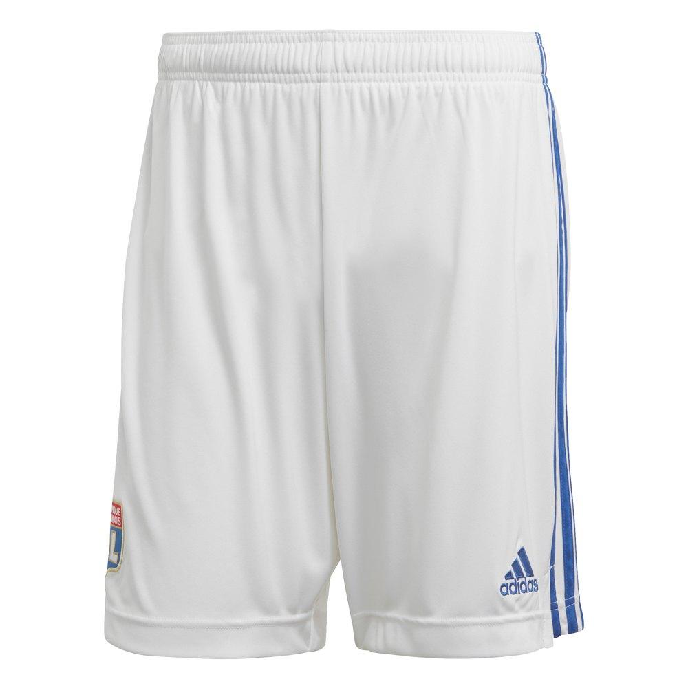 Adidas Olympique Lyon Home 20/21 L White
