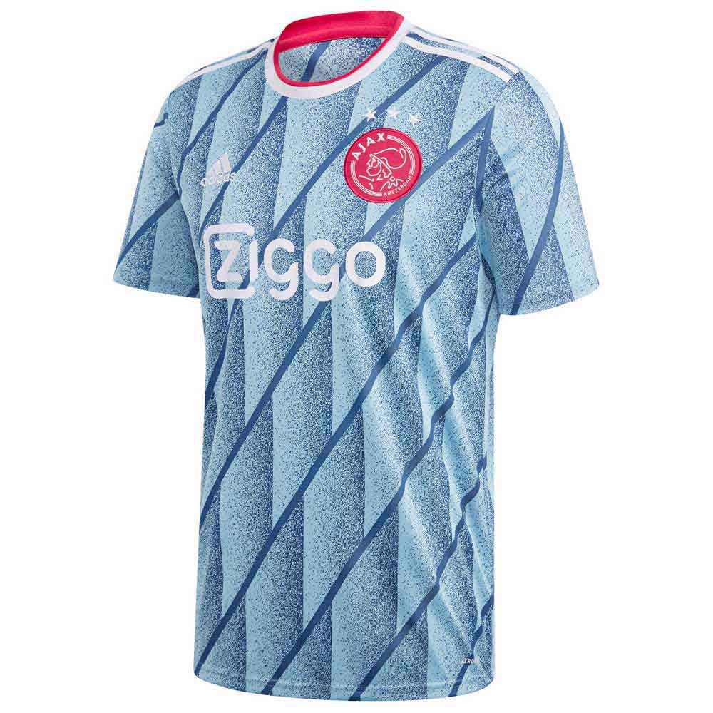 Adidas Ajax Away 20/21 M Ice Blue