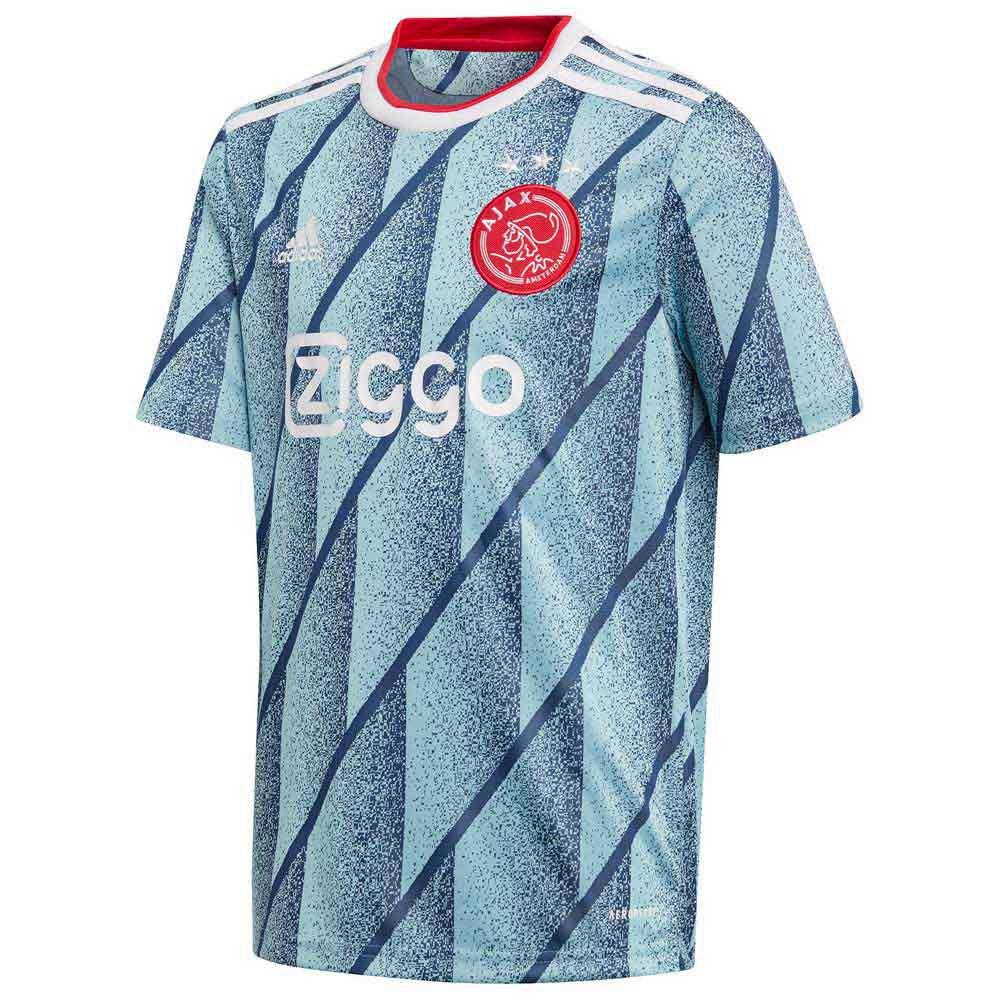 Adidas Ajax Away 20/21 Junior 152 cm Ice Blue