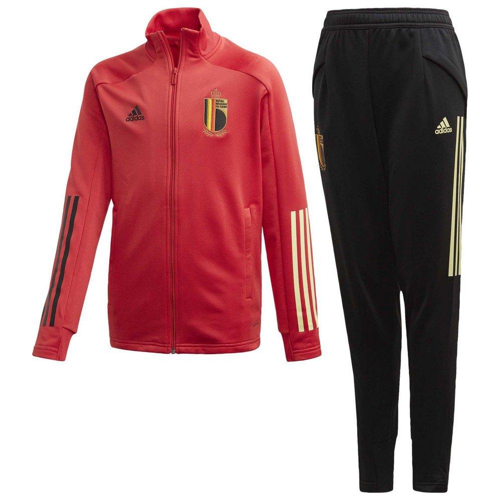Adidas Belgium 2020 Junior 116 cm Glory Red / Black