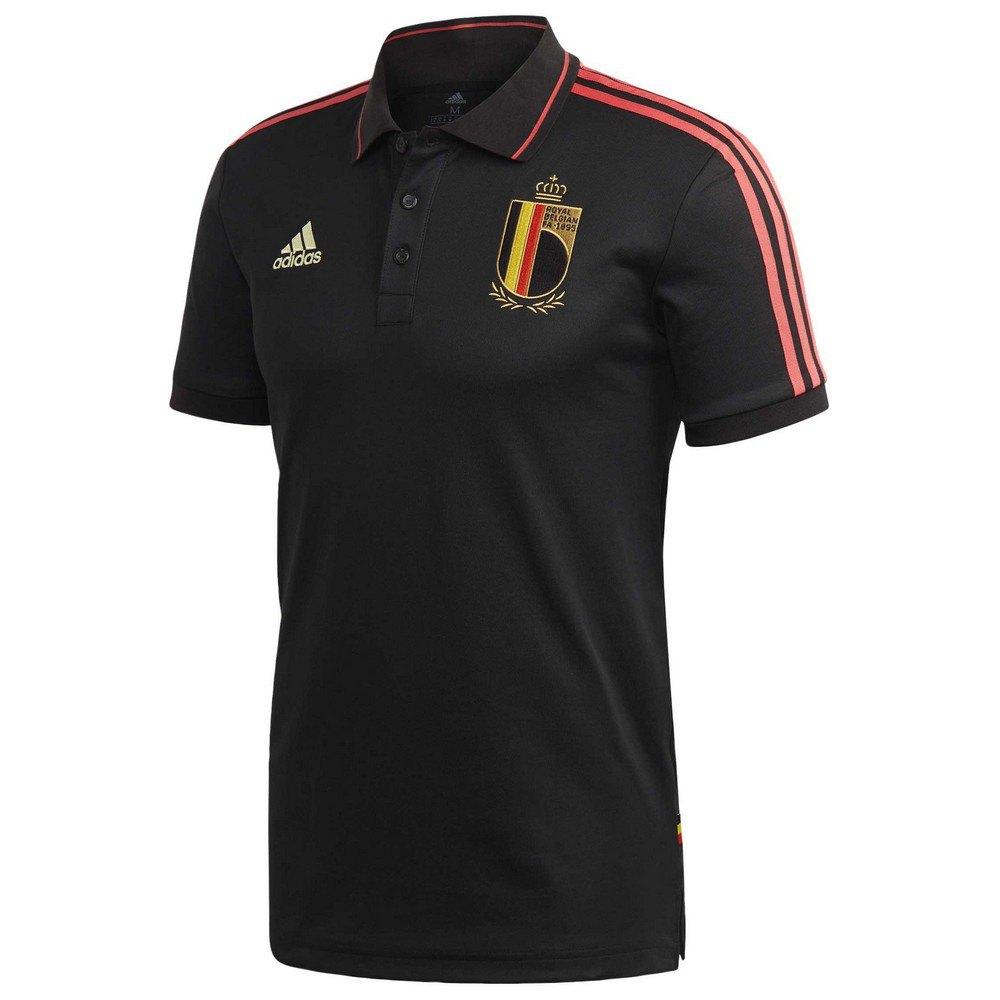 Adidas Belgium 3 Stripes 2020 M Black