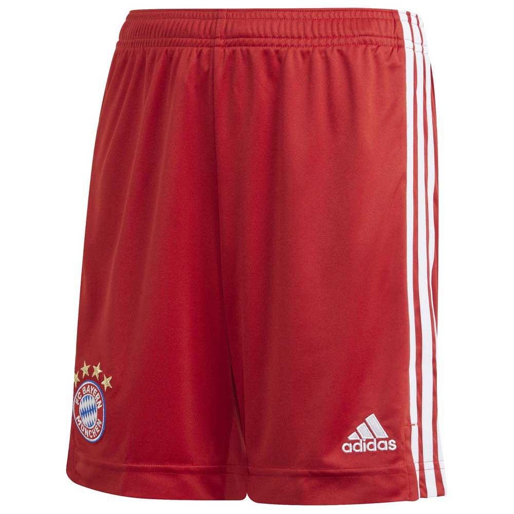 Adidas Le Short Fc Bayern Munich Domicile 20/21 Junior 176 cm FCB True Red