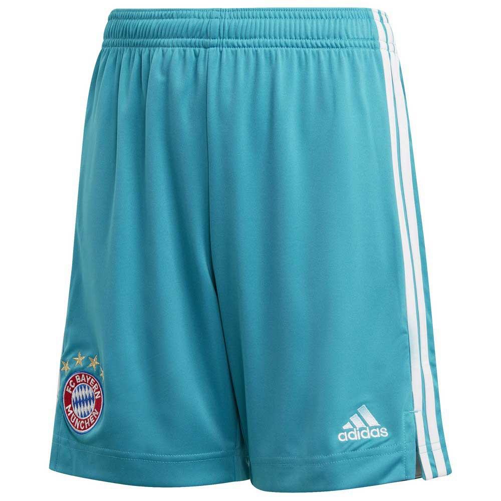 Adidas Fc Bayern Munich Home Goalkeeper 20/21 Junior 152 cm Lab Green