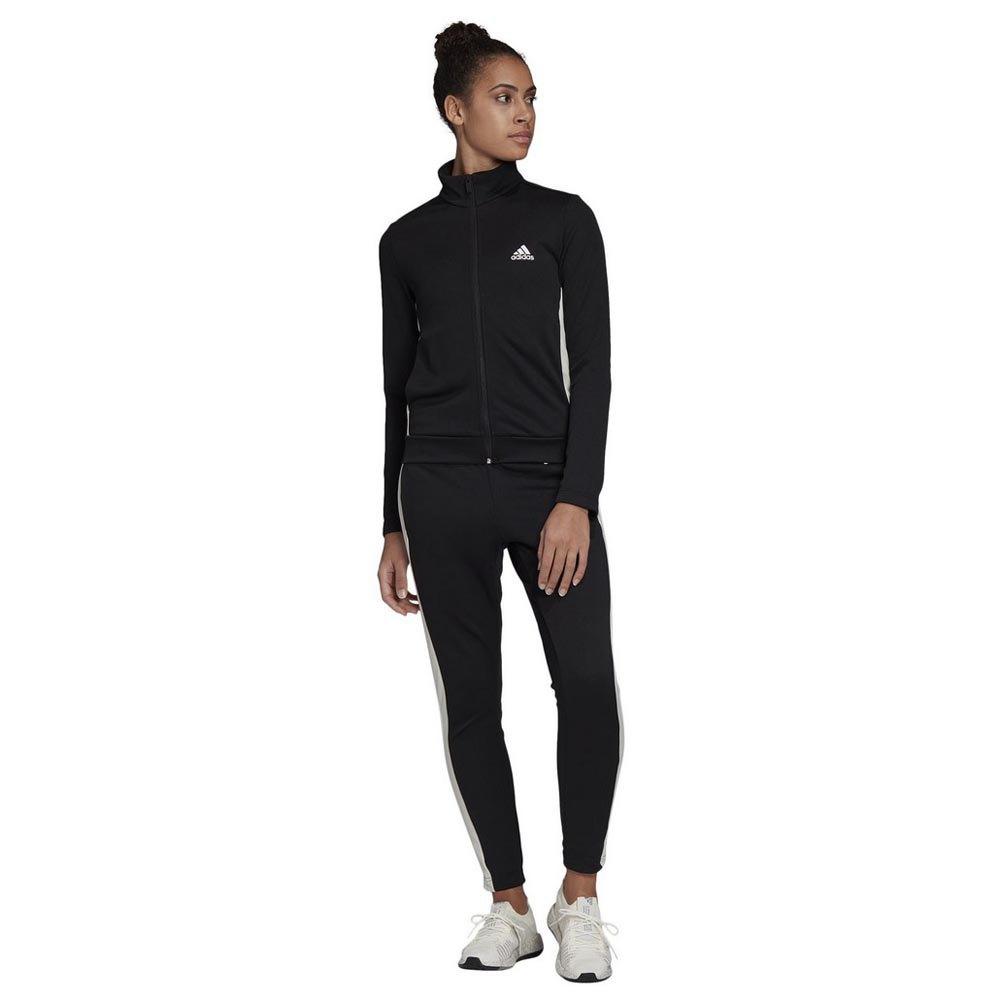 Détails sur Adidas Teamsports Noir T03452 Survêtements Femme Noir , Survêtements adidas