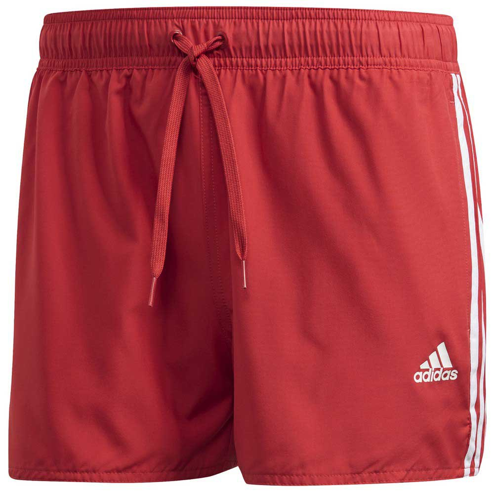 Adidas 3 Stripes Clx Very Short Lenght L Glory Red