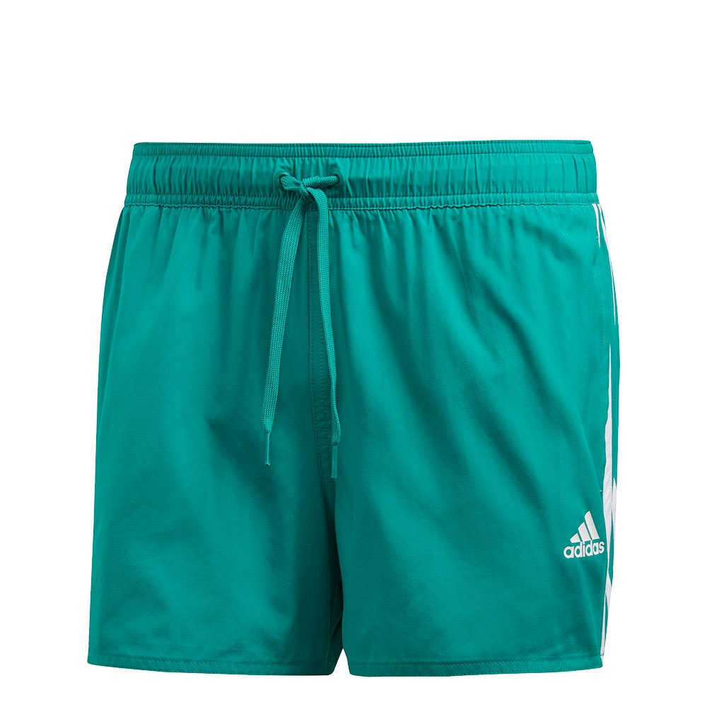 Adidas 3 Stripes Clx Very Short Lenght M Glory Green