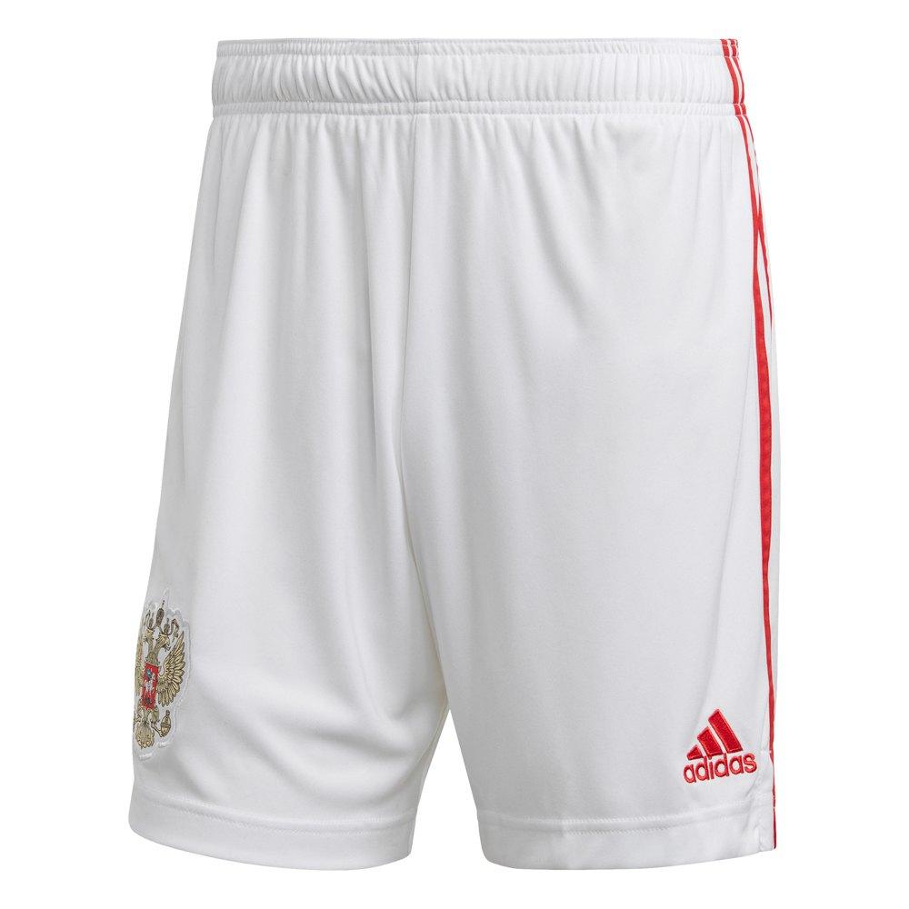 Adidas Le Short Russie Domicile 2020 M White