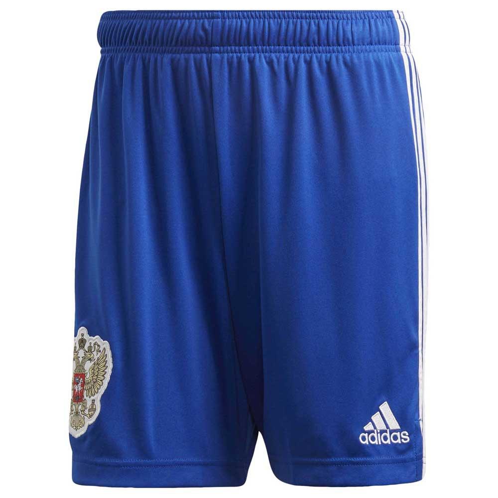 Adidas Le Short Russie Extérieur 2020 L Royal Blue