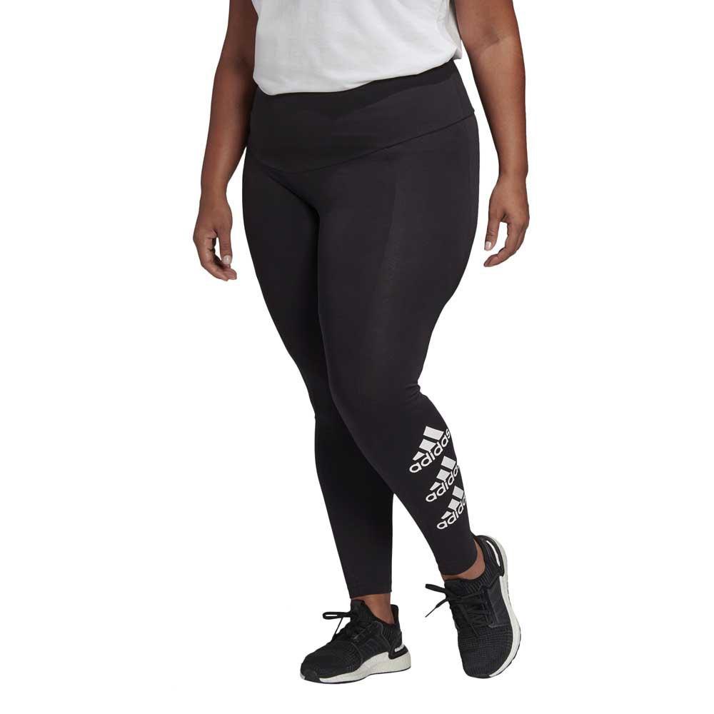 Adidas Stacked Big 3X Black