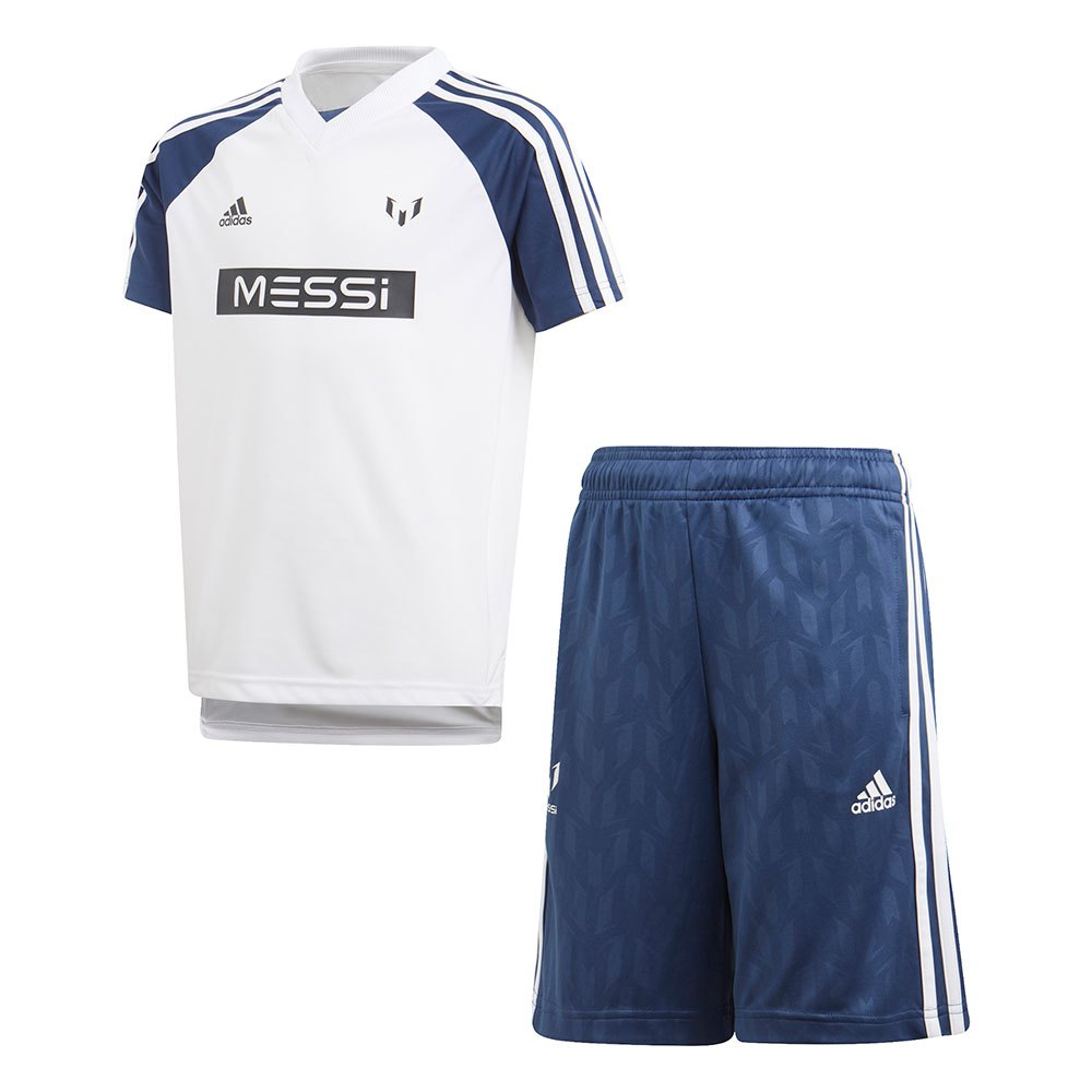 Adidas Messi Summer 104 cm White / Tech Indigo