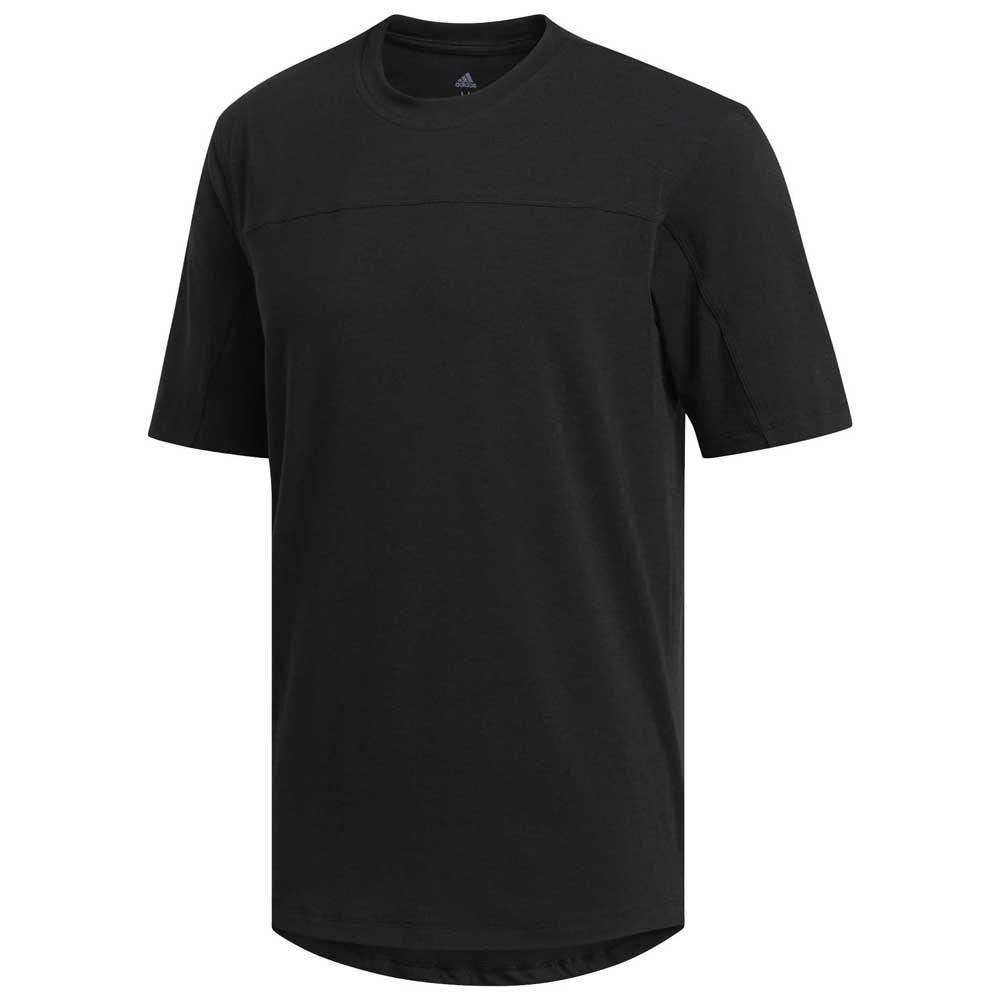 Adidas T-shirt Manche Courte City Base XXL Black