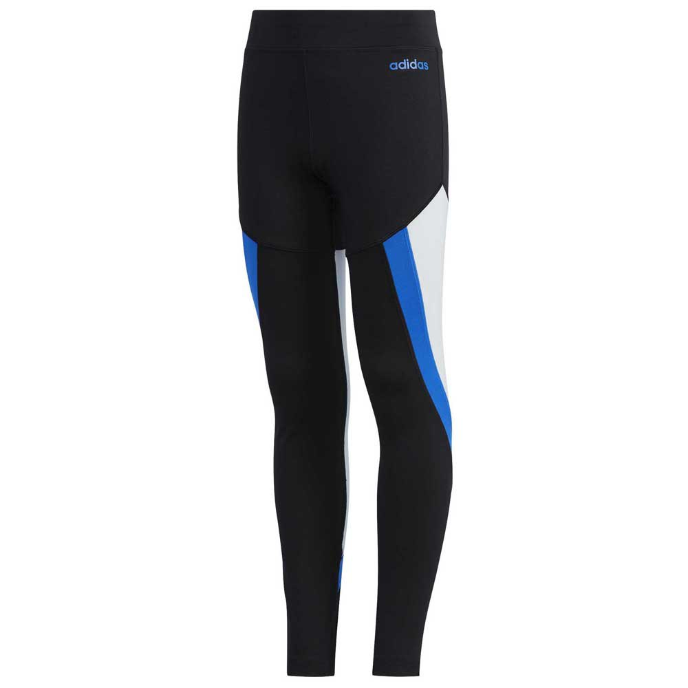 Adidas Colorblock 152 cm Black / Sky Tint / Glory Blue
