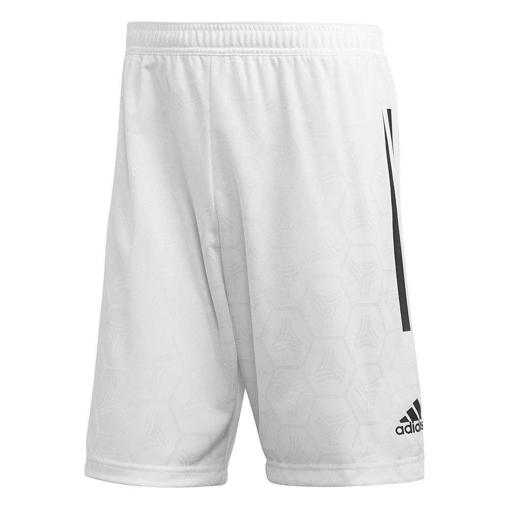 Adidas Short Tango Jacquard XS White