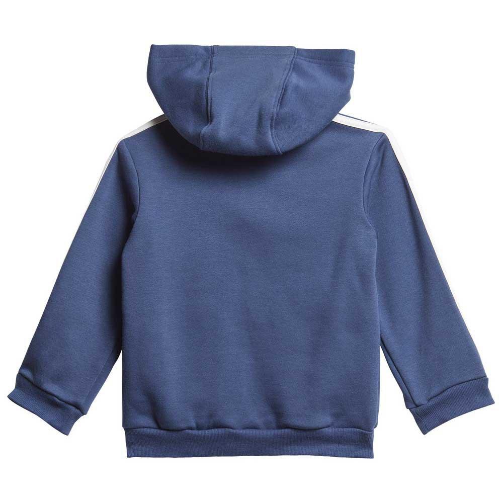 Adidas-Logo-Jogger-Azul-T29350-Chandals-Azul-Chandals-adidas-fitness miniatura 9