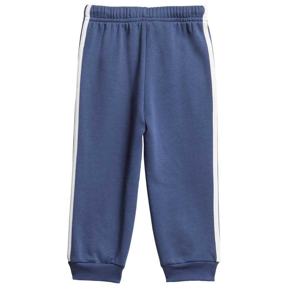 Adidas-Logo-Jogger-Azul-T29350-Chandals-Azul-Chandals-adidas-fitness miniatura 11