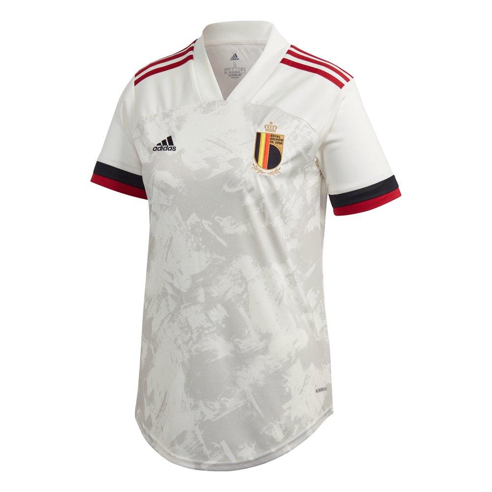 Adidas Belgium Away 2020 XS Off White