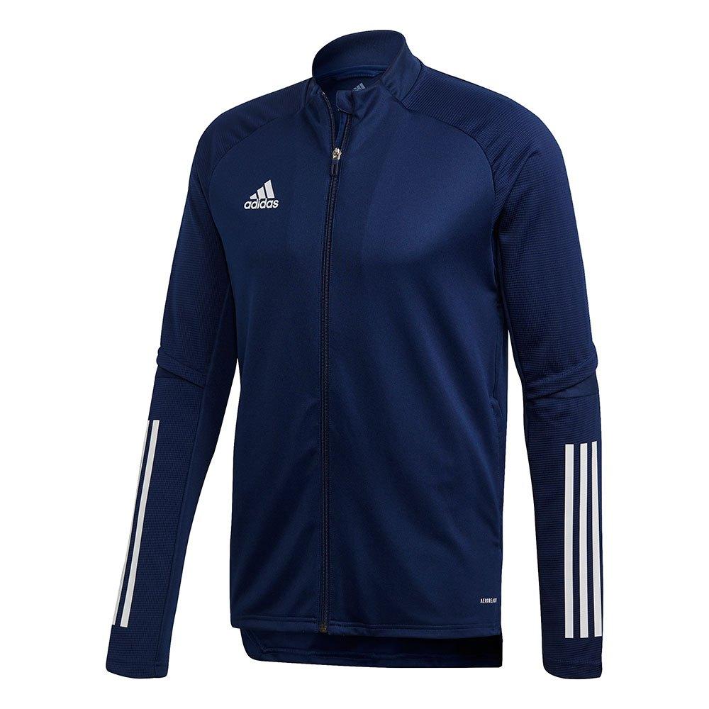 Adidas Sweat À fermeture Condivo 20 Training XXXL Navy Blue