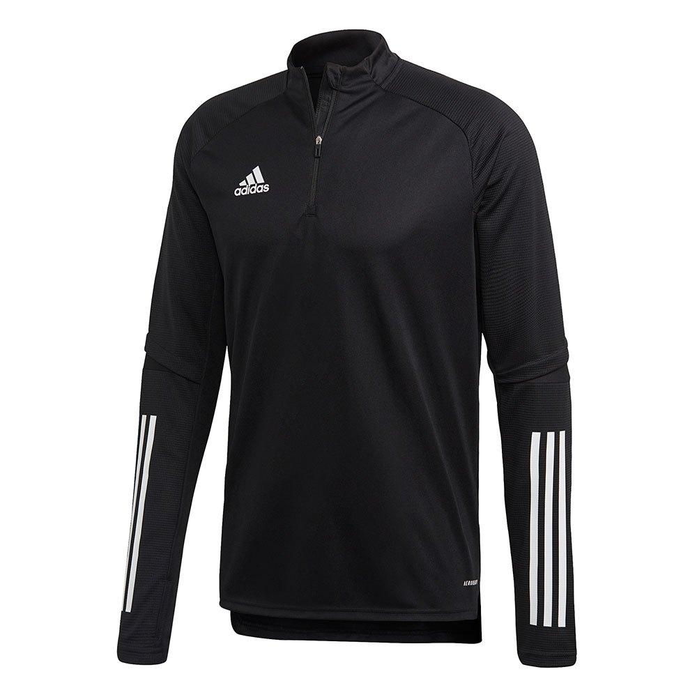 Adidas Condivo 20 Training Long Sleeve T-shirt S Black
