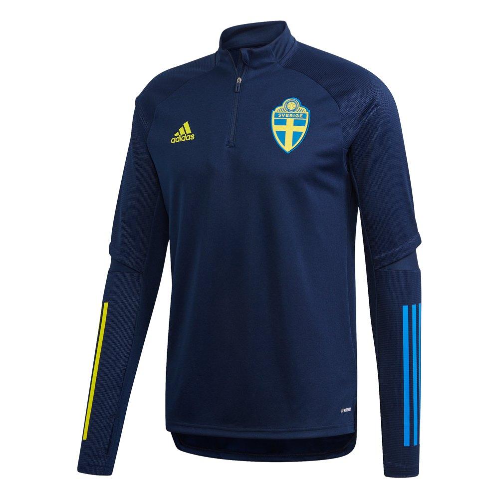 Adidas T-shirt Suède Entraînement 2020 M Night Indigo