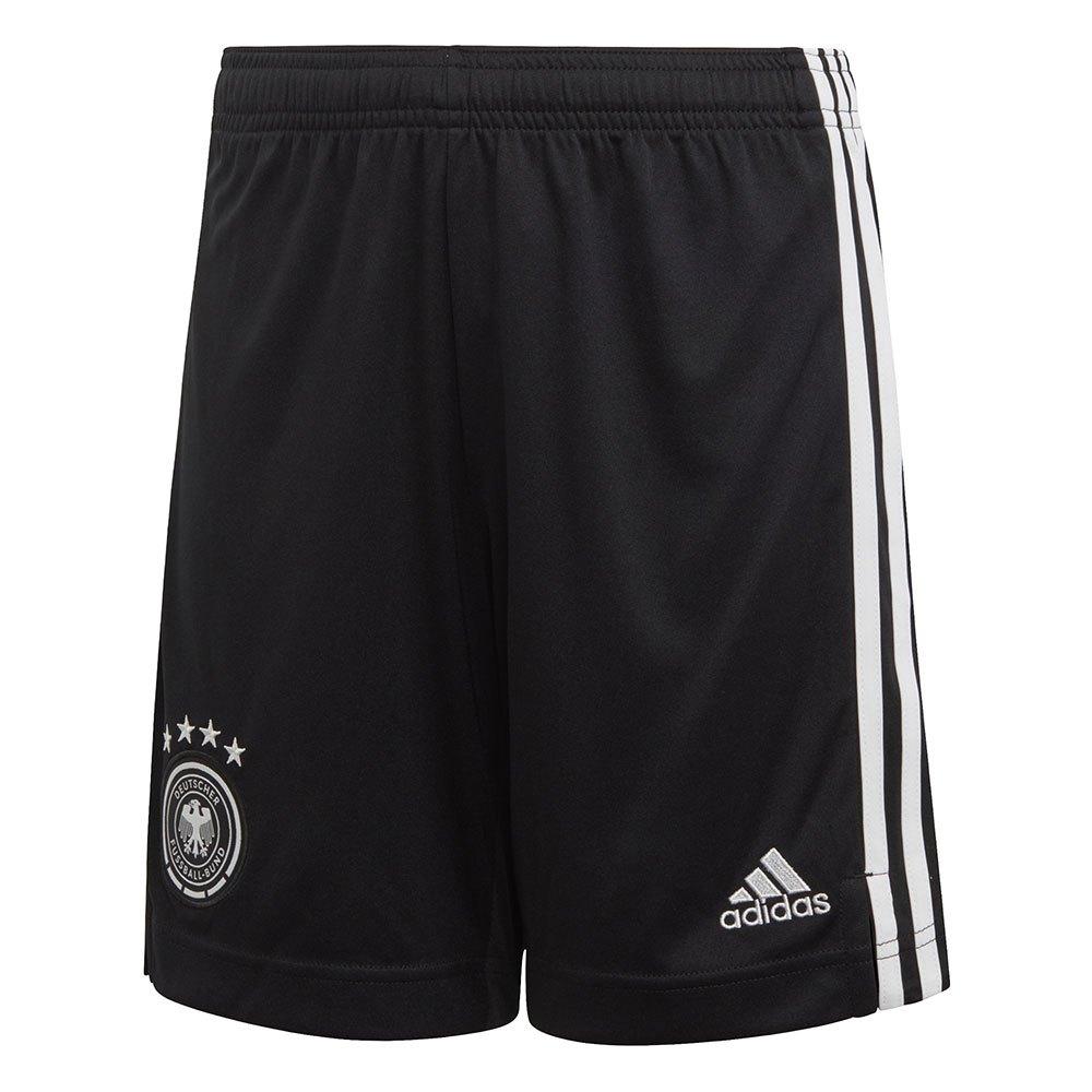 Adidas Le Short Allemagne Domicile 2020 Junior 176 cm Black / White