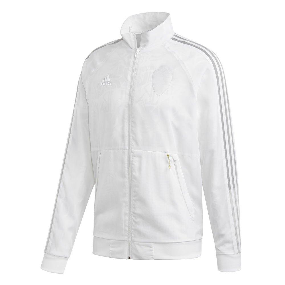 Adidas Blouson L White / Dash Grey