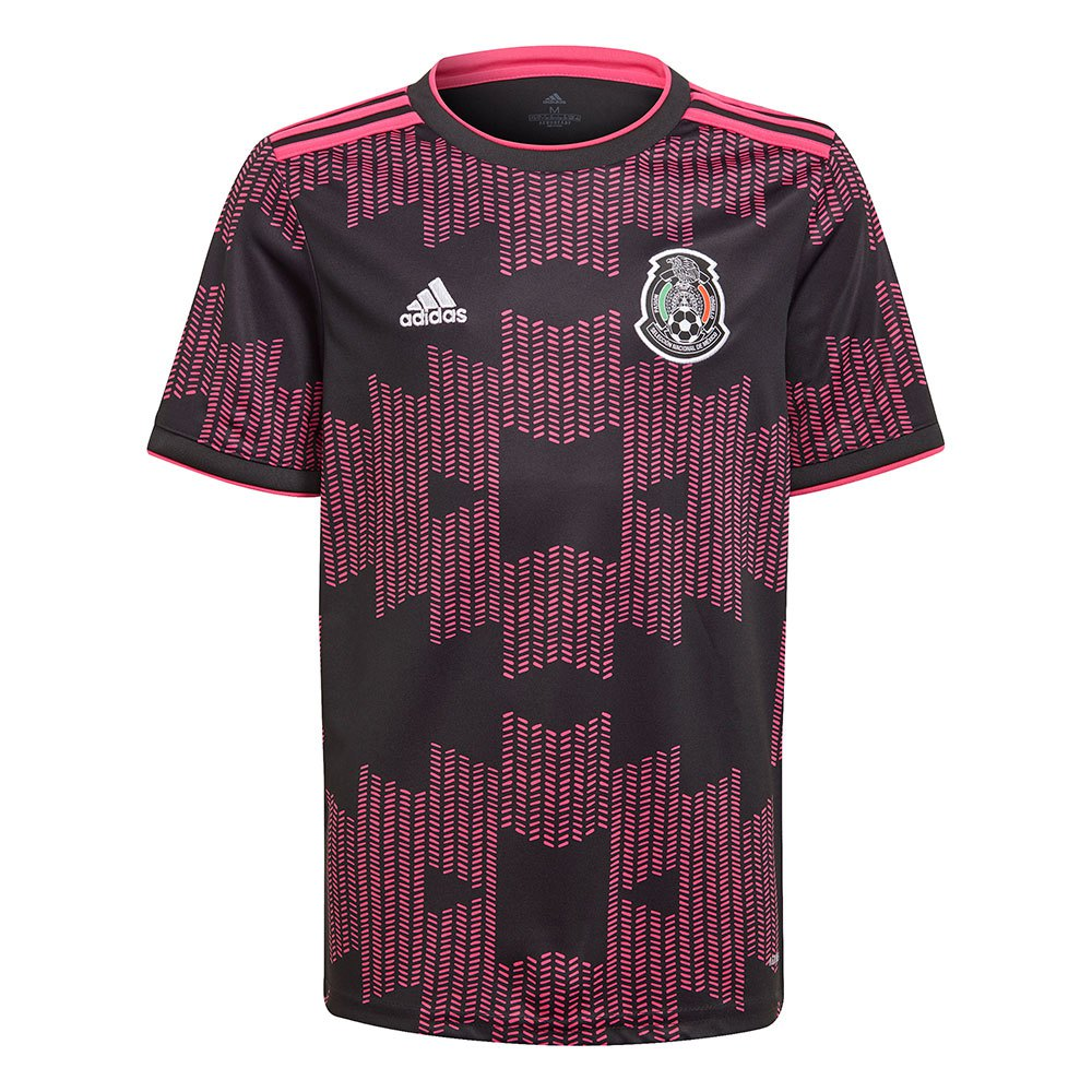 Adidas Mexico Home 2020 Junior 164 cm White / Real Magenta