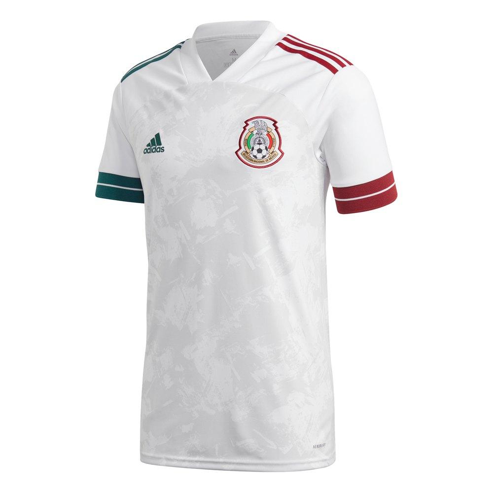 Adidas Mexico Away 2020 L White
