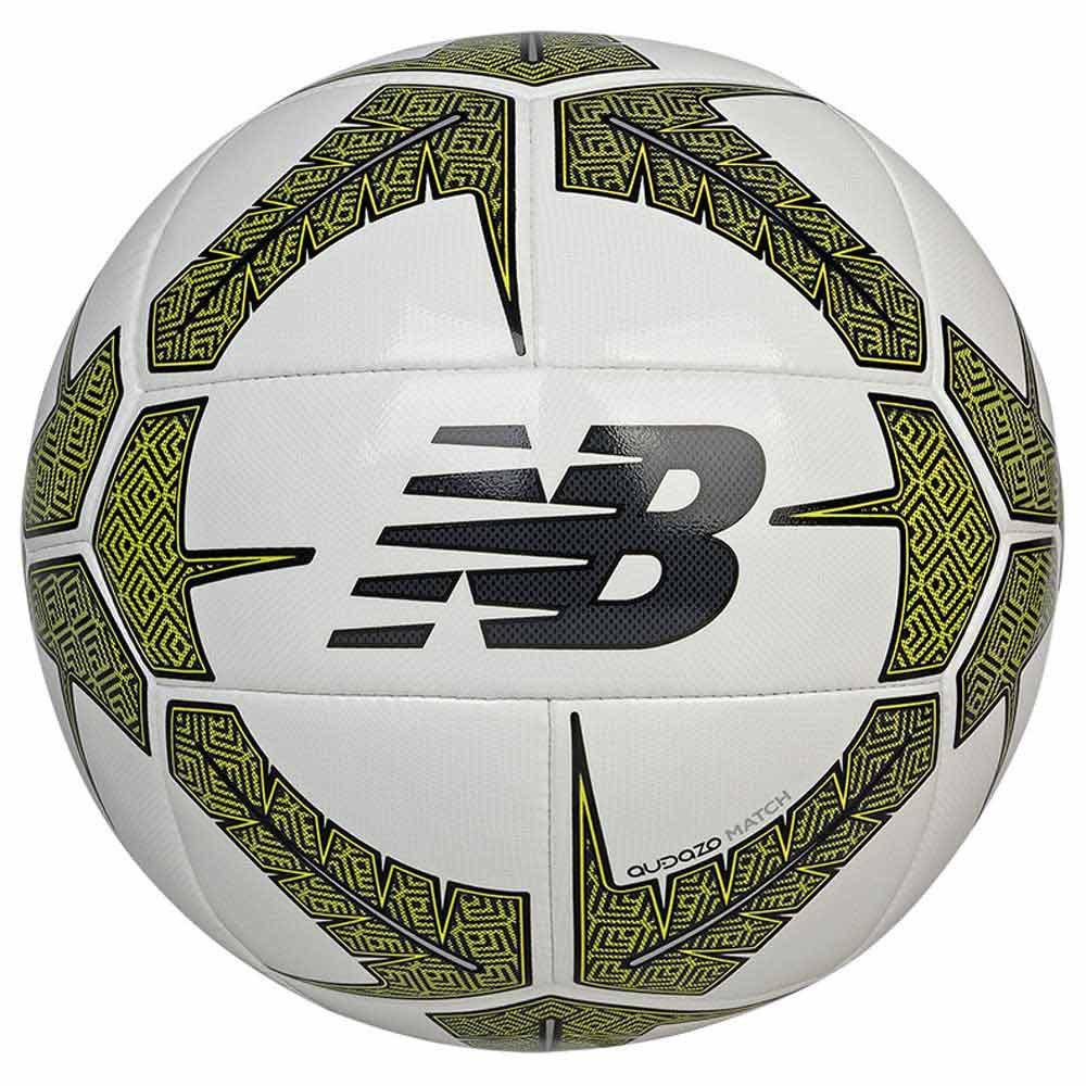 New Balance Ballon Football Salle Audazo Match 4 White / Supercell