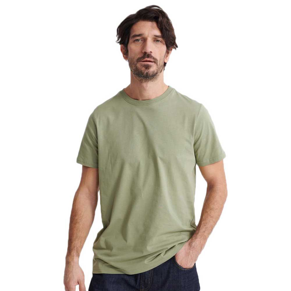 Superdry The Standard Label XS Oil Green