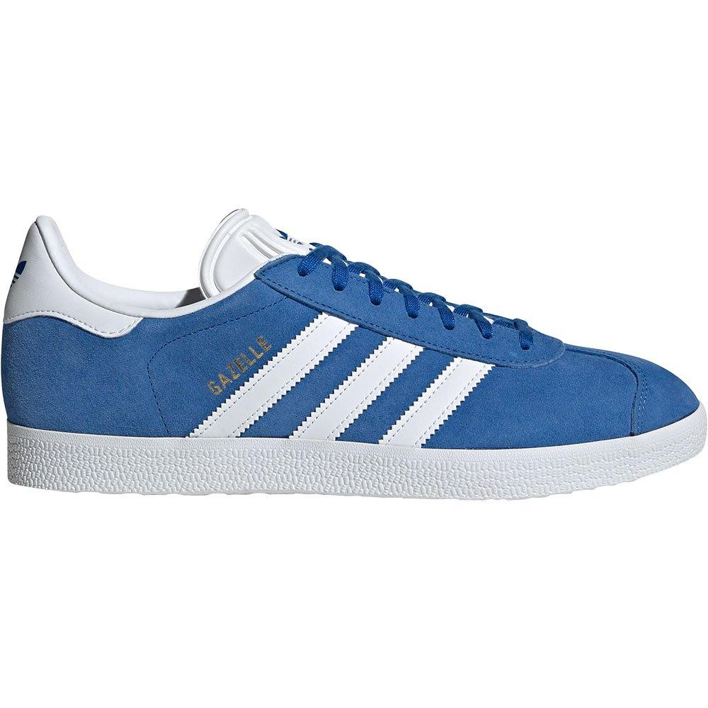 Adidas Originals Gazelle EU 37 1/3 Blue / Footwear White / Gold Metal