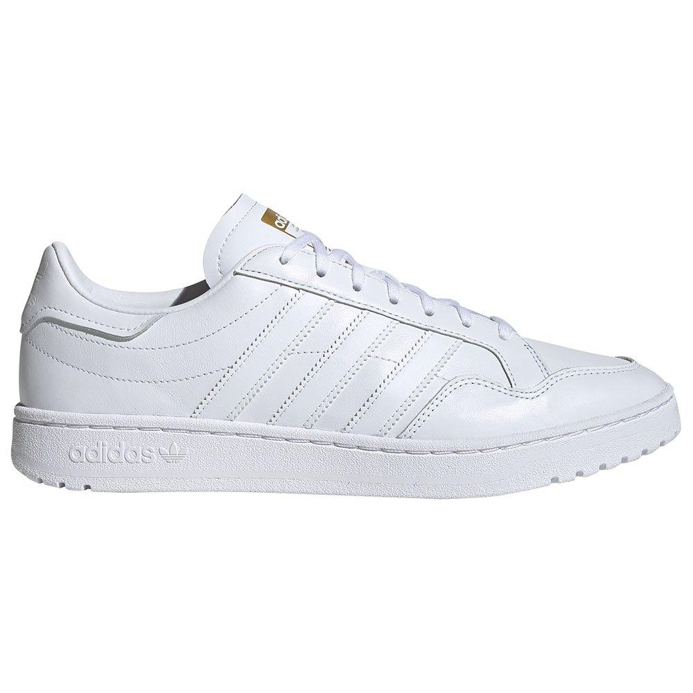 Adidas Originals Team Court EU 47 1/3 Footwear White / Footwear White / Core Black