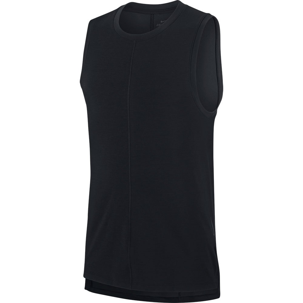 Nike Dri Fit Yoga XXL Black / Black