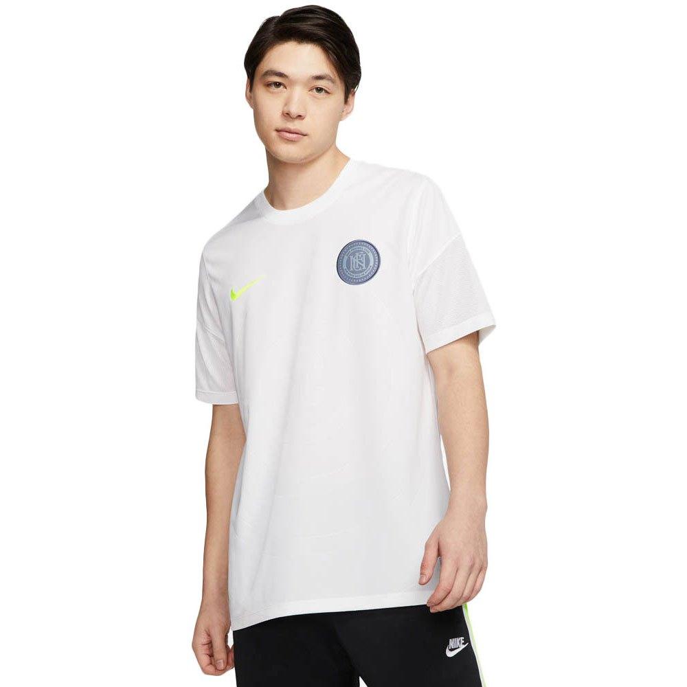 Nike Fc Home L White / Lemon Venom