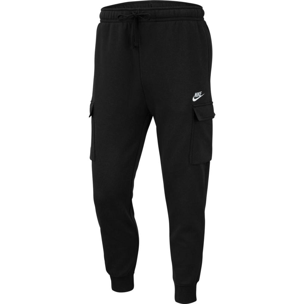 Nike Sportswear Club Cargo XXL Black / Black / White