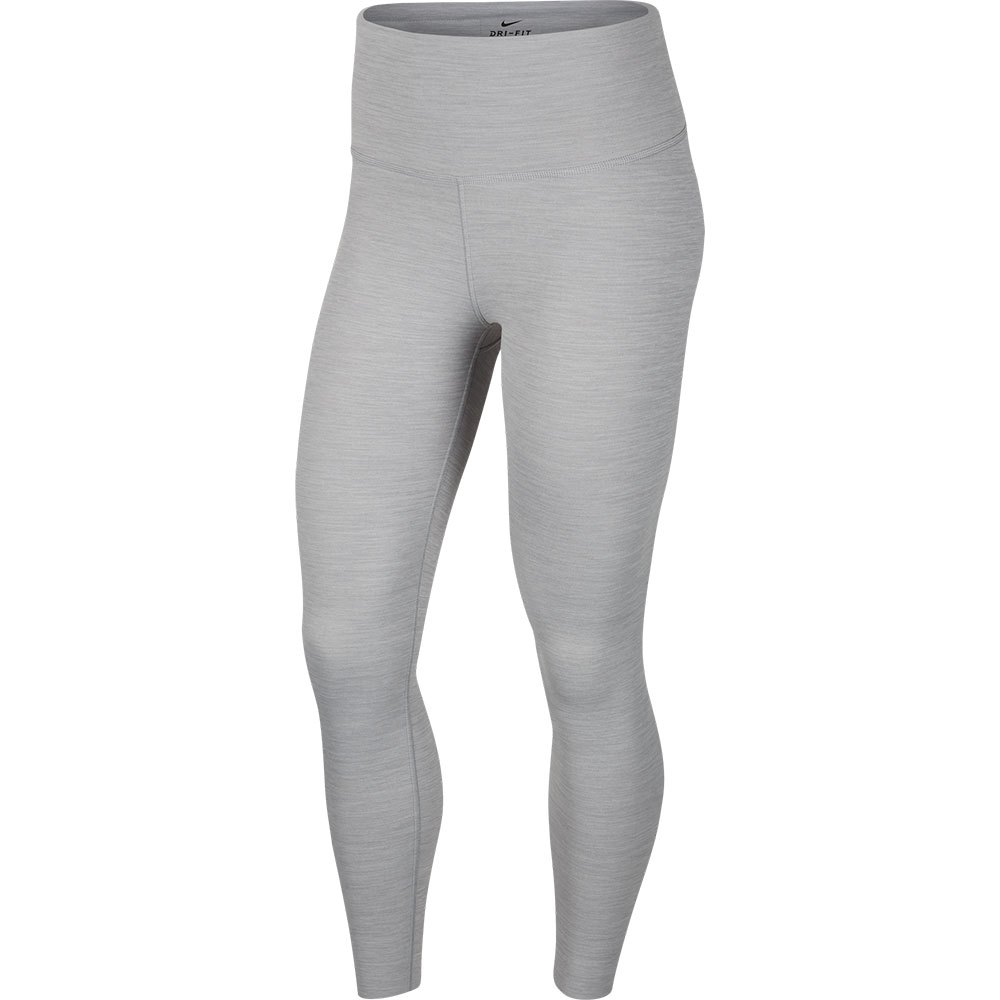 Nike Lux Yoga L Particle Grey / Heather / Platinum Tint