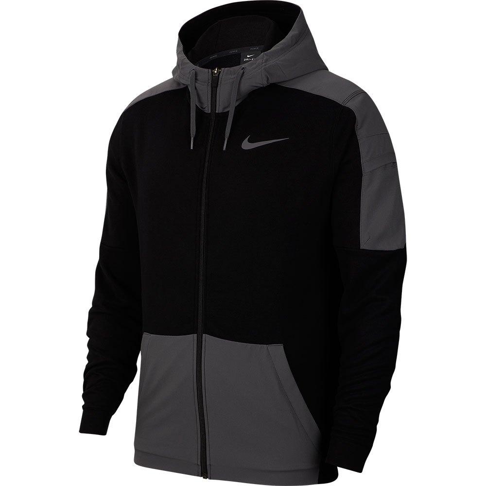 Nike Dri Fit Plus S Black / Dark Grey / Dark Grey