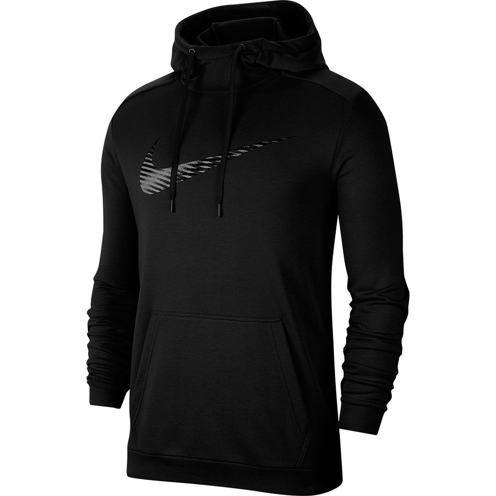 Nike Dri-fit Swoosh S Black